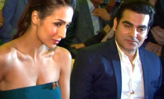 Arbaaz Khan snapped with wife Malaika Arora Khan, ends divorce reports