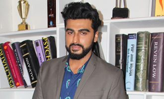 Arjun Kapoor at 'Half Girlfriend' Media Interview