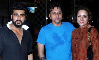 Arjun Kapoor, Mohit Suri & Udita Goswami Promote 'Half Girlfriend'