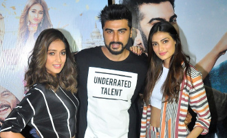 Arjun Kapoor Celebrates his Birthday With Music Launch of 'Hawa Hawa'