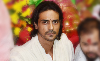 Ganesh Chaturthi one of my favourite festivals: Arjun Rampal