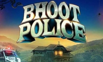 Arjun Kapoor is glad to be outdoors filming for Bhoot Police