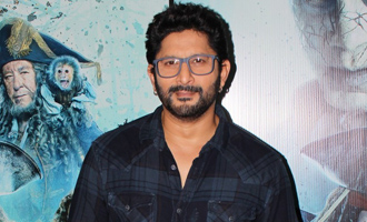 Arshad Warsi Promotes Hindi Version Of 'Pirates Of Caribbean: Salazar's Revenge'