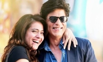 Kajol on reuniting with SRK in Rajkumar Hirani film