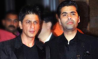 SRK's son Aryan to get Bollywood ticket from Karan Johar???
