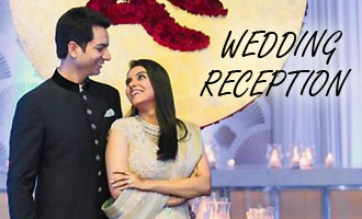 Asin & Rahul Sharma's Wedding Reception: Sneak-Peek