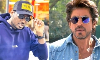 Sharukh Khan's film with Atlee to start shooting on this date? - Suspense Update