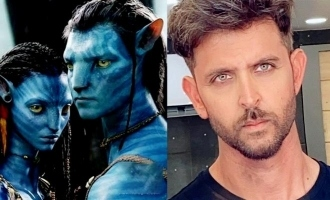 Hrithik to work with 'Avatar' team for this project