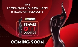 Filmfare OTT Awards 2021 all set to honour and celebrate excellence from world of the Indian streaming industry!