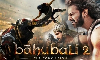 Bahubali: The Conclusion set to re release in USA on Prabhas's 41st birthday.