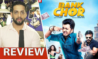 Watch 'Bank Chor' Review by Salil Acharya