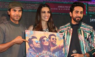 Music Launch of 'Bareilly Ki Barfi'