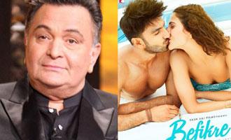 'Befikre' is like 'Chandni' adult version: Rishi Kapoor