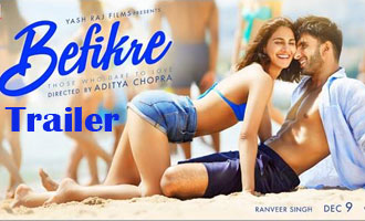 EPIC! YRF launches 'Befikre' Trailer on Eiffel Tower