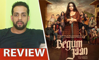 Watch 'Begum Jaan' Review by Salil Acharya