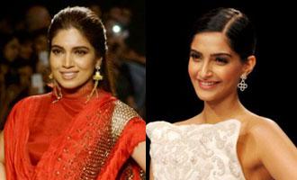 Bhumi Pednekar considers Sonam Kapoor India's fashion diva