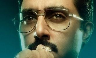 Here's an update on Abhishek Bachchan's 'The Big Bull'