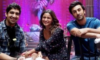 Fresh update on Ranbir and Alia's 'Brahmastra'