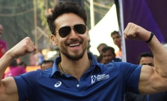 Tiger Shroff hints the possibility of Sylvester Stallon cameo in his film