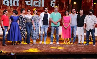 'Dangal' Team On Set Of Sa Re Ga Ma Pa 2017