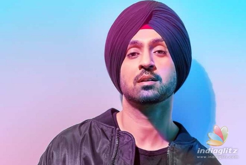 Diljit Dosanjh Finally Unveils His Wax Statue At Madame Tussauds Delhi!