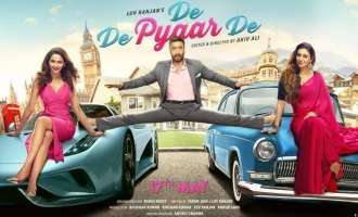 Ajay Devgn - Tabu - Rakul Preet's 'De De Pyaar De' Trailer Is A Perfect Fun-ride!