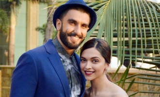Deepika Padukone And Ranveer Singh Spotted Enjoying Their Secret Holiday