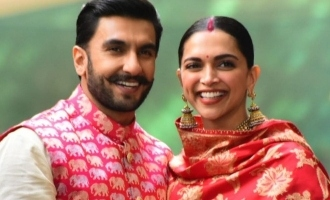 Ranveer Singh shares Deepika Padukone's adorable throwback picture on her birthday.