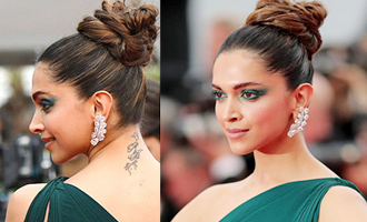 Deepika paints Cannes Green on Day Two