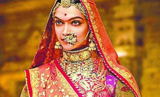 'Ghoomar' song most difficult, yet fulfilling: Deepika Padukone