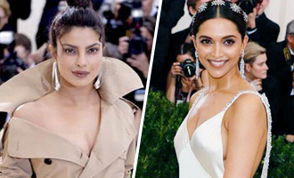 Priyanka and Deepika DAZZLING debut at Met Gala Fashion Fiesta