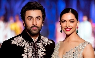 Deepika Padukone uploads display pictures on Instagram and Twitterwith Ranbir Kapoor.
