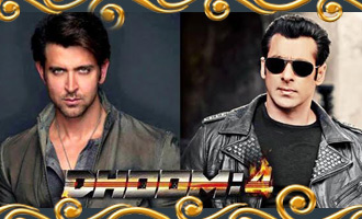 Is it Salman Khan or Hrithik Roshan in DHOOM 4?