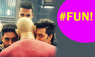 'Housefull 3' heroes poke fun at Deepika's Vin Diesel photo