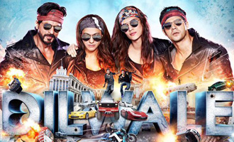 OMG!! SRK's 'Dilwale' hits Rs.335 Crores!