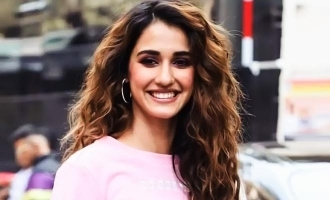 Heres what Disha Patani had to say about theatrical release of Radhe