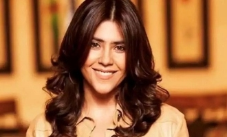 Here's what Ekta Kapoor thinks about 'Bang Baang' and its stars Ruhi Singh and Mr Faisu.