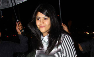 Ekta Kapoor's Birthday Party 2017