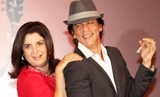 SRK my most handsome friend: Farah Khan