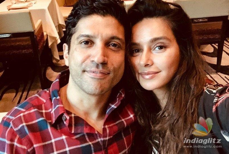 Farhan Akhtar And Shibani Dandekar Confirms Their Summer Wedding?