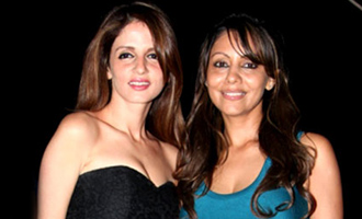 No competition with Gauri Khan: Sussanne