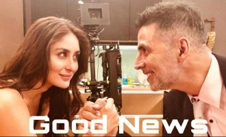 Akshay Kumar & Kareena Kapoor Khan To Recreate This Song for 'Good News'