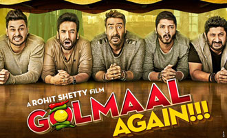 'Golmaal Again' mints over Rs 200 crore worldwide