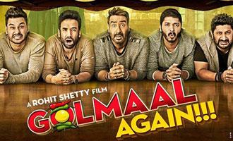 'Golmaal Again' - Movie Review