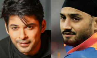 Harbhajan Singh and Siddharth Shuklas opinion on Tandav