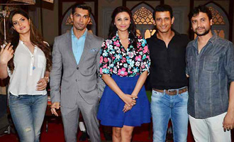 'Hate Story 3' wraps up