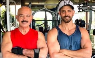 Hrithik Roshan reveals cancer affliction to a dear family member