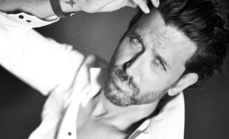 Hrithik Roshan stuns the internet with his footwork : Black and white video goes viral