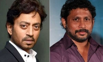 This Actor Replaces Irrfan Khan In Shoojit Sircar's Next?
