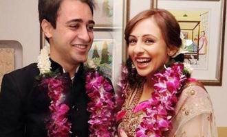 Imran Khan & wife Avantika celebrate fifth wedding anniversary!